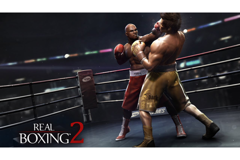 Official Real Boxing 2 (by Vivid Games S.A.) Announcement ...