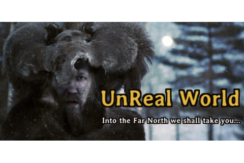 UnReal World (2013) by Enormous Elk Mac OS X game