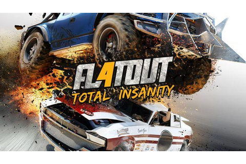FlatOut 4 Total Insanity Free Download - Ocean Of Games