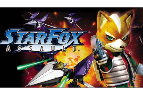 Star Fox Assault Mission 1 Fortuna (GameCube) - YouTube ...