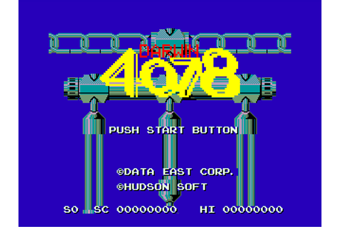 Darwin 4078 - Download - ROMs - MSX2 (MSX2)