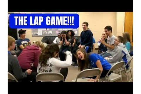 THE LAP GAME!!! (Super Fun Youth Group Icebreaker ...