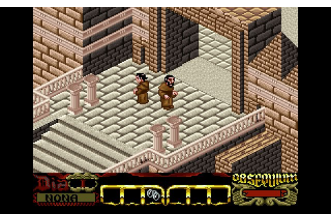 Download La Abadia del Crimen action-adventure for DOS ...