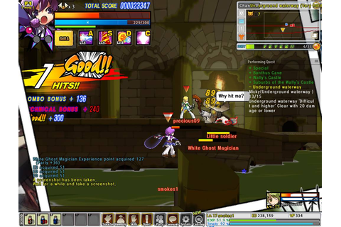 Elsword Online Free MMO Game, Cheats & Review ...