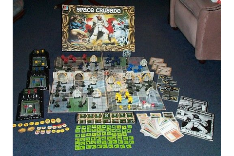 space crusade board game - Google zoeken | Fun | Games ...