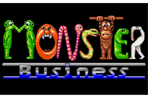 Download Monster Business (Amiga) - My Abandonware
