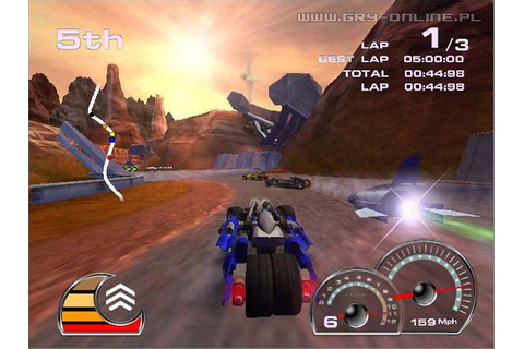 Drome Racers - screenshots gallery - screenshot 2/13 ...