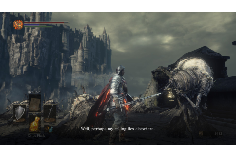 Dark Souls 3 review: Marching toward masochism | Ars Technica