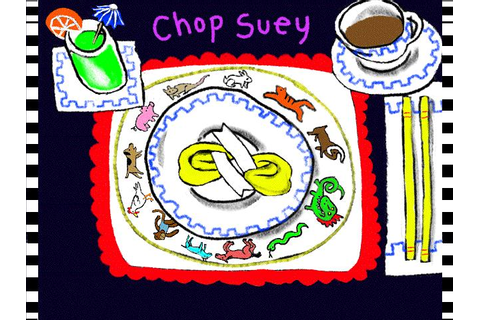 Chop Suey Download (1995 Educational Game)