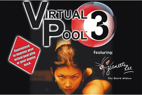 Saves for Virtual Pool 3 | Saves For Games