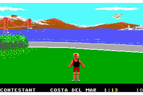 Download California Games sports for DOS (1988 ...