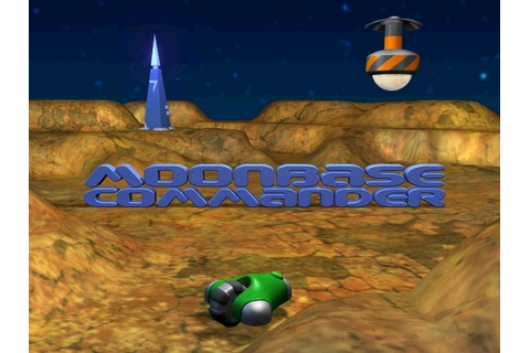 Download Of The Files: MOONBASE GAME DOWNLOAD