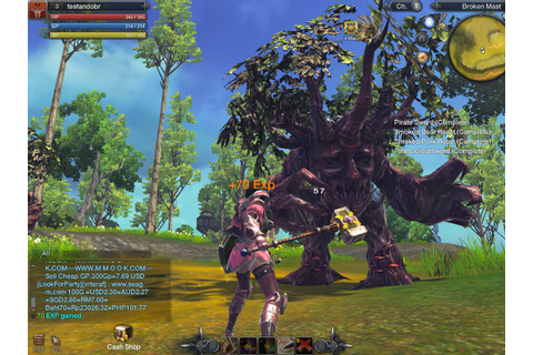 RaiderZ: Broken Silence - Download