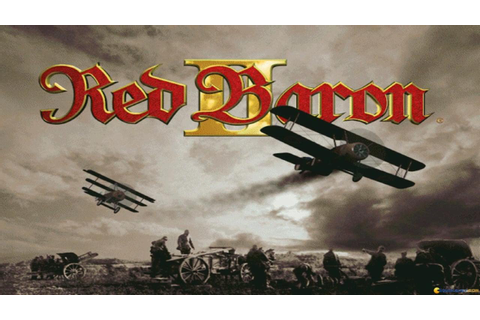 Red Baron 2 gameplay (PC Game, 1997) - YouTube