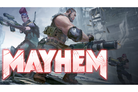 MAYHEM - the Next BIG COMPETITIVE GAME for Mobile (1st ...