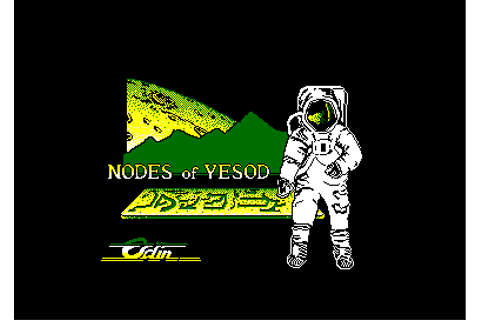 nodes of yesod © odin computer graphics (1986)