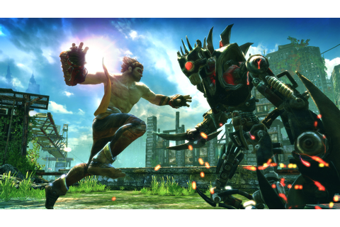 Enslaved: Odyssey to the West - Xbox 360 Review | Chalgyr ...