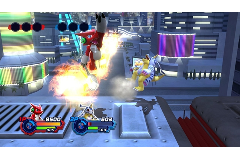 Digimon All-Star Rumble Xbox 360 game