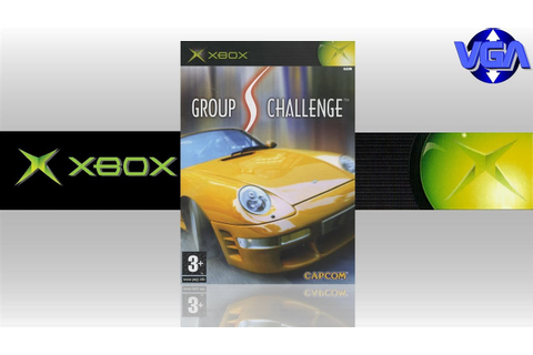 Groupe S Challenge Gameplay Xbox ( 2003 ) - YouTube