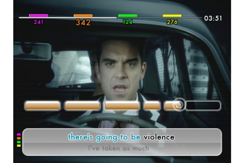 We Sing Robbie Williams Wii News | Reporting Gamer