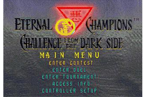 Eternal Champions: Challenge From The Dark Side Download ...