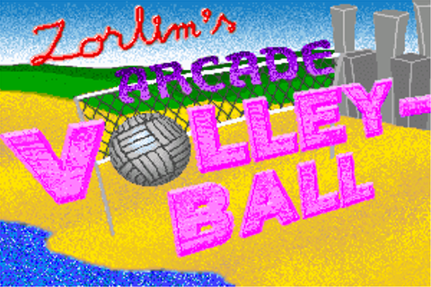 Download Zorlim's Arcade Volleyball - My Abandonware