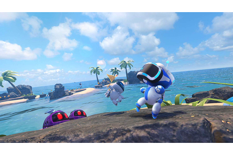 ASTRO Bot: Rescue Mission – All your games in one place ...