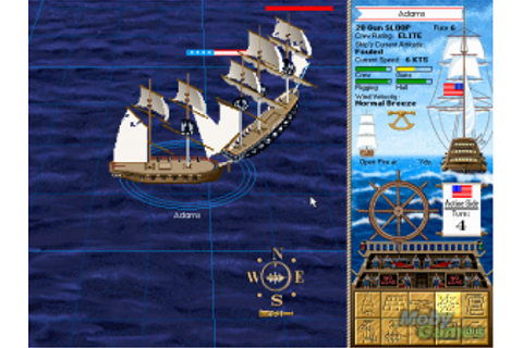 Game Classification : Wooden Ships and Iron Men (1996)