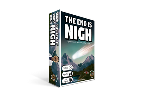 The End is Nigh: A Pre-Apocalyptic Deduction Game by ...