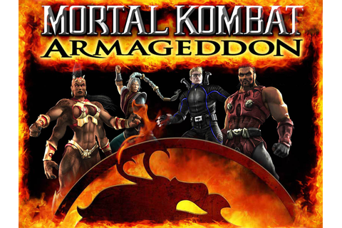 Mortal Kombat Armageddon para Linux PC - Download ...