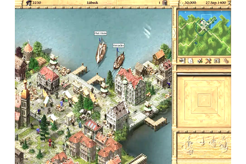 Patrician 2: Quest for Power Download Game | GameFabrique