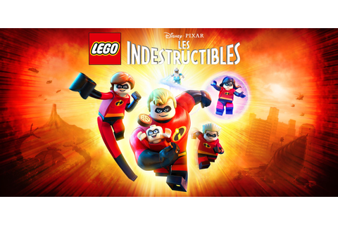 LEGO® Les Indestructibles | Nintendo Switch | Jeux | Nintendo