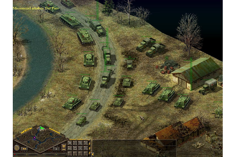 Blitzkrieg: Anthology Screenshots for Windows - MobyGames