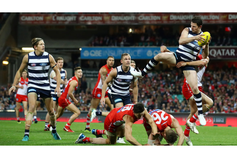 AFL is the dominant Australian sport – but can it stay on top?