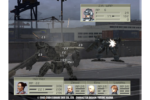 Download Game Front Mission 4 PS2 Full Version Iso For PC ...