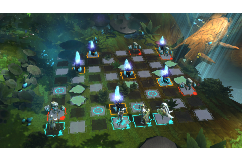 Chessaria: The Tactical Adventure on Steam