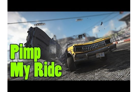 PIMP MY RIDE (Next Car Game) Part 4 - YouTube