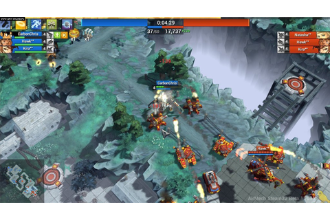 AirMech - screenshots gallery - screenshot 1/12 ...