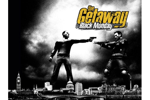 The Getaway: Black Monday (2004) (VG) Video Game