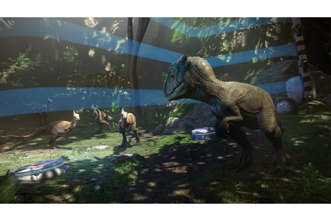 Robinson: The Journey VR [Playstation 4] • World of Games