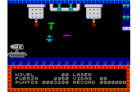 The Last Mission (1987) ZX Spectrum game