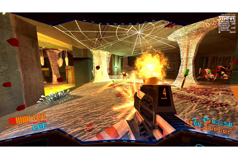 STRAFE® Playstation 4 trailer - YouTube