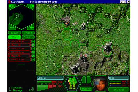 MissionForce: CyberStorm | The Obscuritory