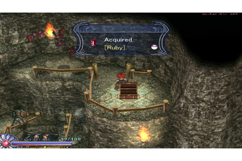 Download Ys: The Oath in Felghana Full PC Game