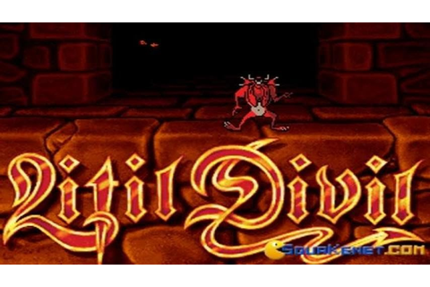 Litil Divil gameplay (PC Game, 1993) - YouTube
