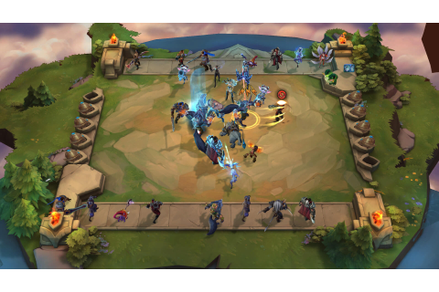League Of Legends joins Auto Chess craze with Teamfight ...