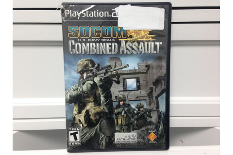 **SOCOM: U.S. Navy SEALs - Combined Assault - Playstation ...