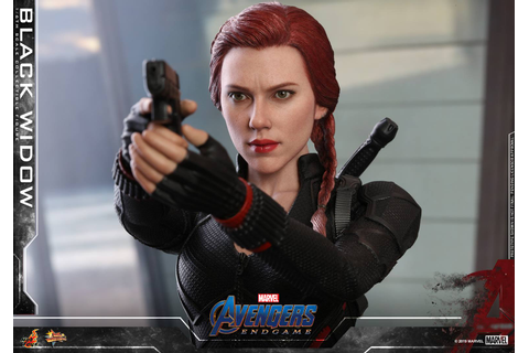 Avengers: Endgame - Captain America and Black Widow by Hot ...