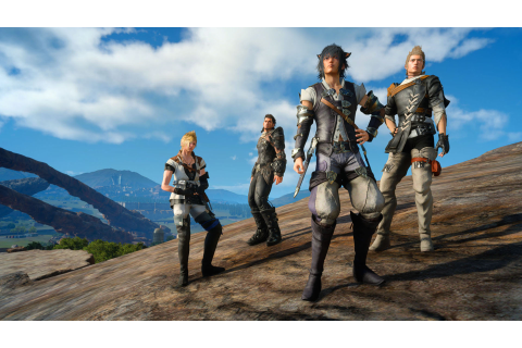Final Fantasy XV Guide: All outfits in the game and how to ...