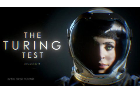 The Turing Test Gameplay - IGN Video